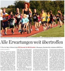 Hamburger Abendblatt Nachbericht 10.9.2013